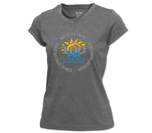 b737945b0ab Heathered Tech Shirt Women s